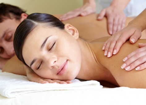 Top 5 Benefits of Couples Massage